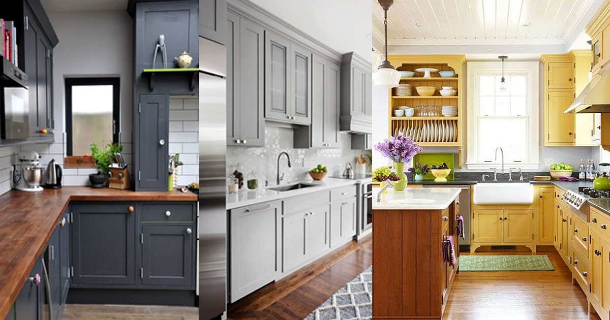 20 Stunning Kitchen Cabinet Color Ideas For Every Type Of Kitchen