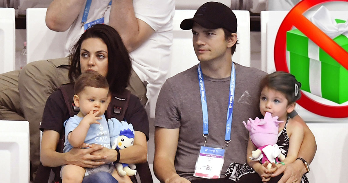 12 Celebrity Parents Whose Children Really Push The Envelope