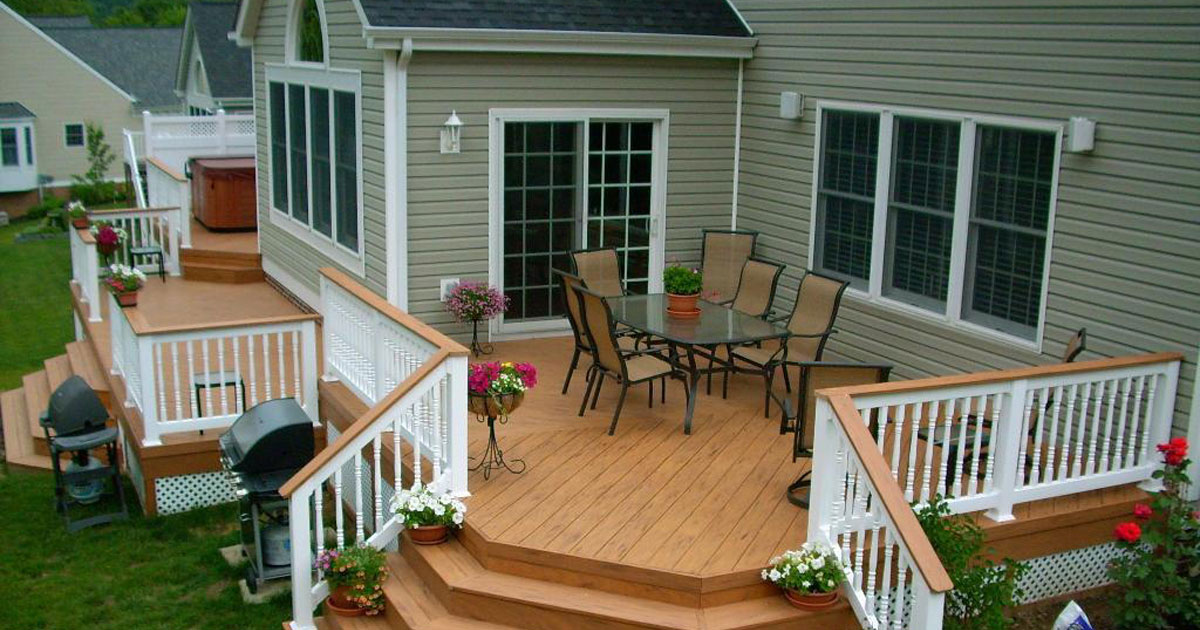30 Porch Design Ideas