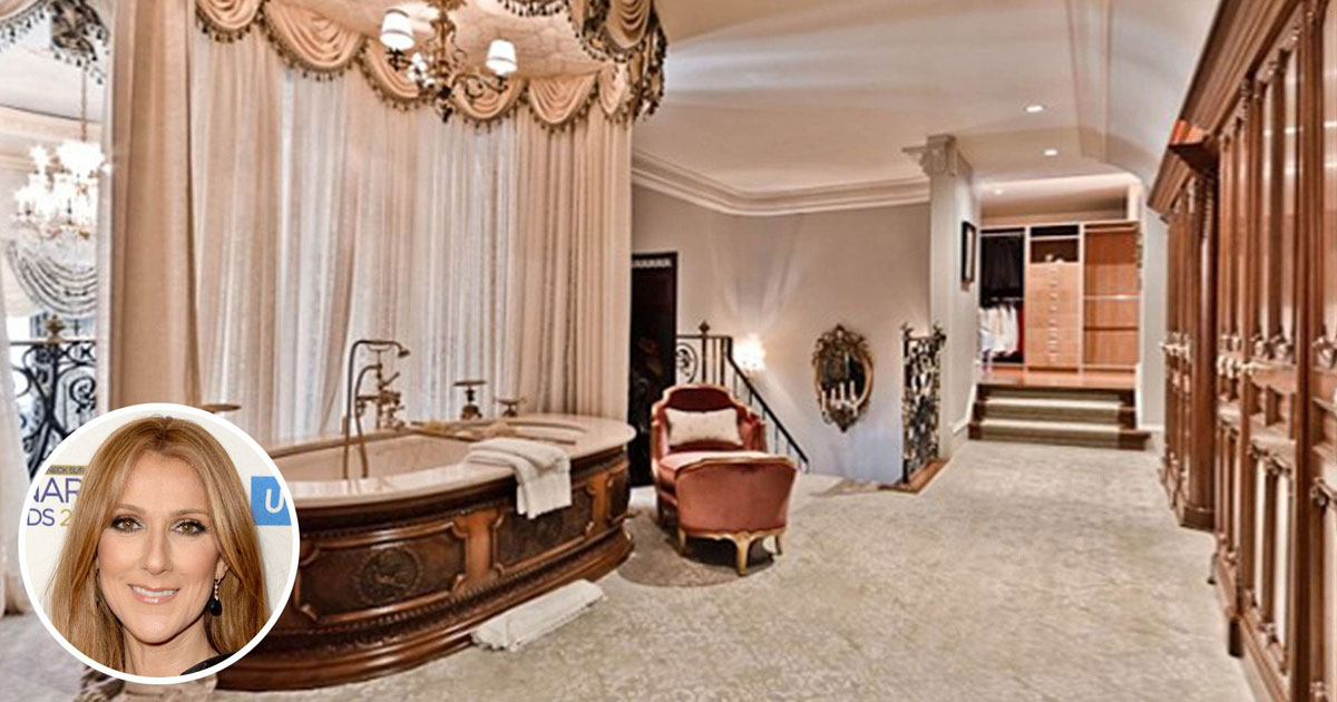 A Look Into 12 Celebrities' Absurdly Luxurious Bathrooms