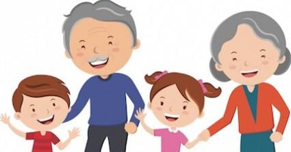 Sei più nonno o nipote?